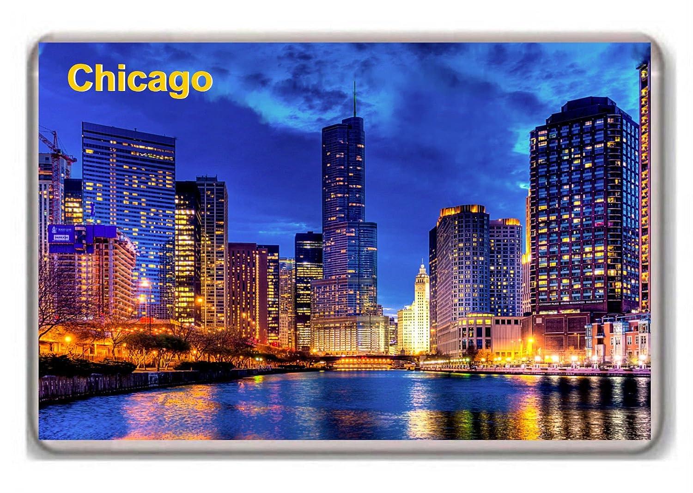 Chicago/fridge magnet.!!!!!