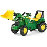 rolly toys 710027 Franz Cutter Pedal John Deere Tractor