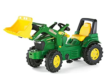 f7bbacc990d rolly toys S2671002 Franz Cutter Pedal John Deere Tractor: Amazon.co ...