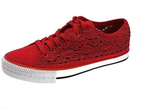 scarpe donna tipo converse