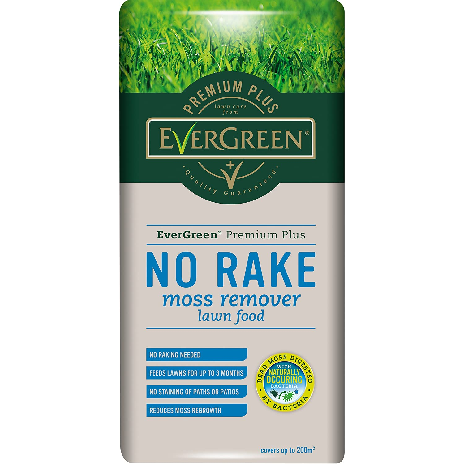 EverGreen 119664 Lawn Food, Green, 50sqm Evergreen Garden Care Ltd