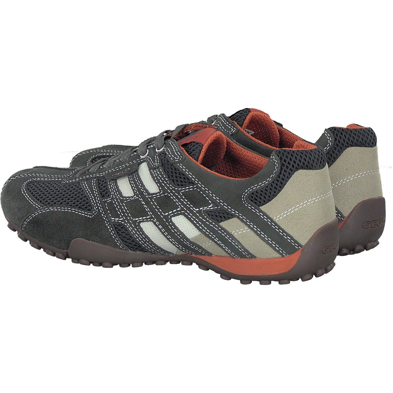 Geox U SNAKE ART.M Sneaker U1107M02214C1300 Herren Sneaker ART.M Schwarz 241381