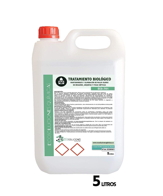Ecosoluciones Químicas ECO 701-5 litros -Tratamiento ...
