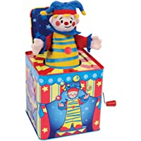Schylling Silly Circus Jack in the Box