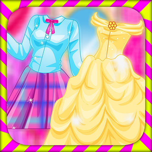 Barbara Princess: Fashion Expert (Ever After High Games Dress Up Games)