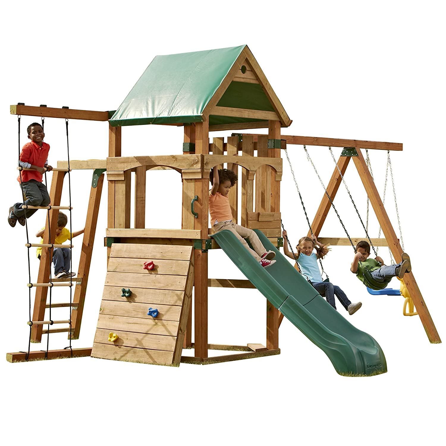 slide it swing products kit n do best playground super kodiak zoom