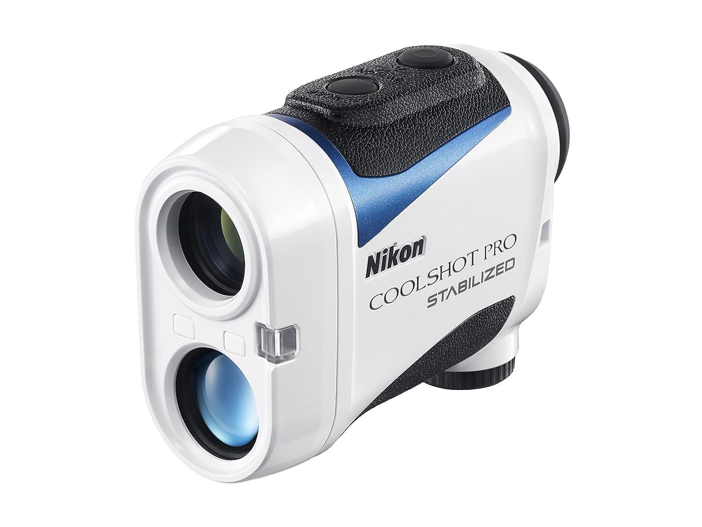Nikon unisex bka ma coolshot pro stabilisiert weiß amazon