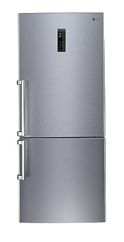 LG GBB548NSQZB congeladora - Frigorífico (Independiente, Acero ...