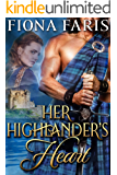 Her Highlander's Heart: Scottish Medieval Highlander Romance Novel (Highlanders of Cadney Book 2) (English Edition)