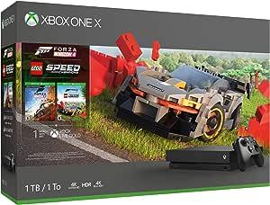 Consola Xbox One X 1TB + Forza Horizon 4 y Lego DLC - Bundle Edition