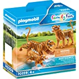 Playmobil Tigers with Cub