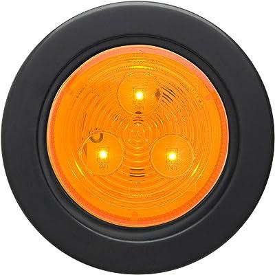 Optronics MCL57AK Amber LED Clearance Light: Automotive
