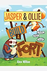 Jasper & Ollie Build a Fort Kindle Edition