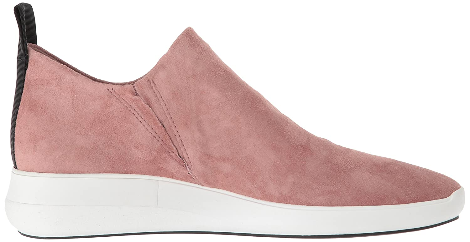 Via Spiga B07984TH3B Women's Marlow Slip Sneaker B07984TH3B Spiga 9 M US|Blush Suede 1647a8
