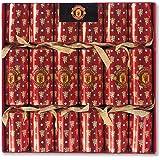 Manchester Utd Football Christmas Crackers