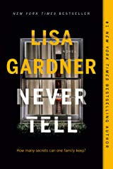 Never Tell: A Novel (D.D. Warren Book 10) Kindle Edition