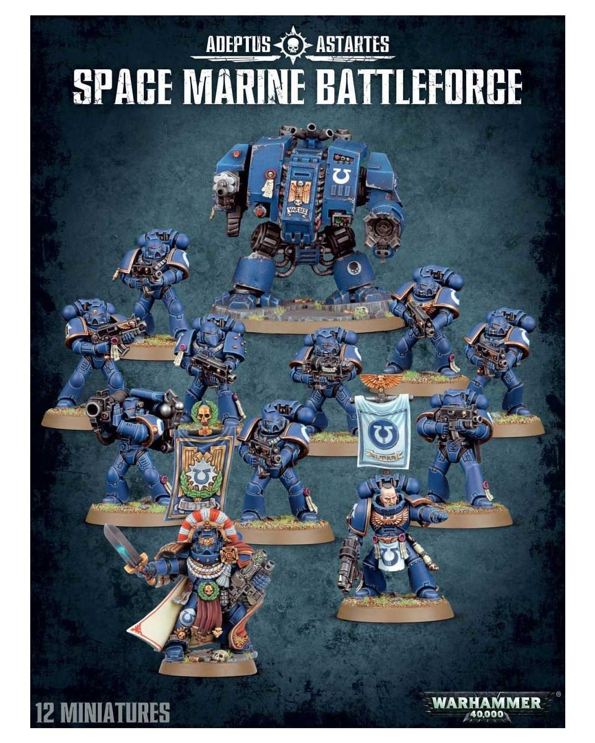 Space Marines Battleforce (2015) Warhammer 40k