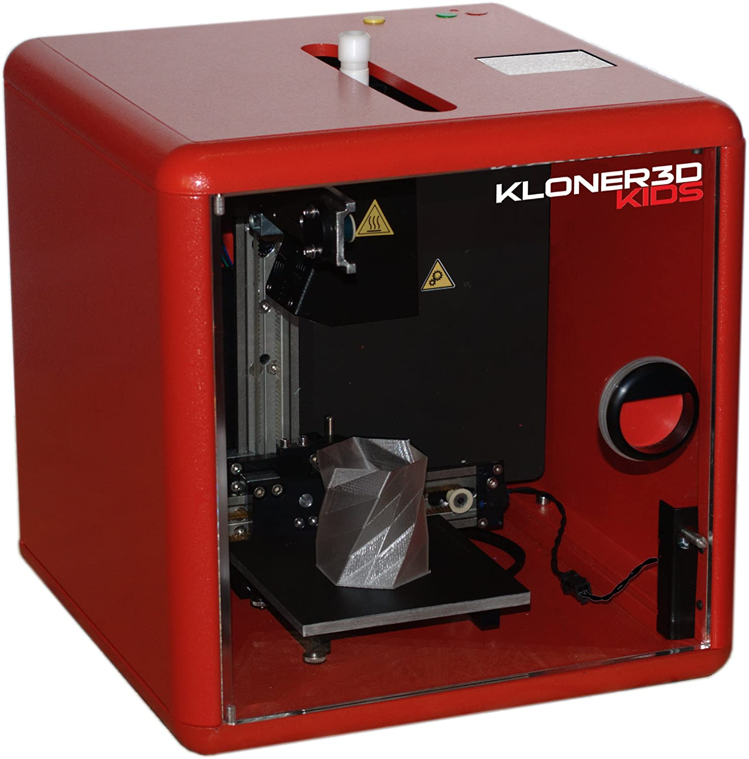 kloner3d Kids 5801 impresora 3d, 120 x 120 x 120 mm: Amazon.es ...