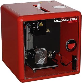 kloner3d Kids 5801 impresora 3d, 120 x 120 x 120 mm: Amazon.es ...