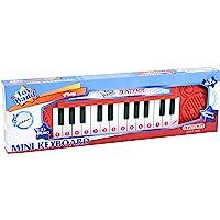 Bontempi Bontempi122406 elektroniskt tangentbord med 24 knappar, flera färger