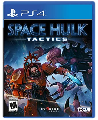 Space Hulk Tactics Ps4 Playstation 4 Computer And Video Games