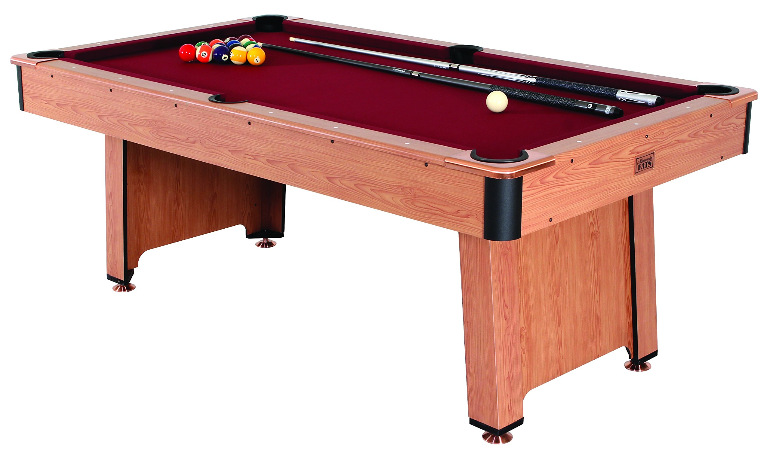 Minnesota Fats 6.5' Fairfax Billiard Table