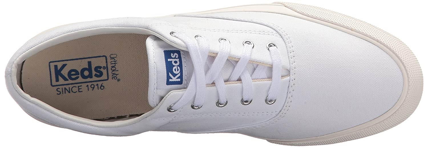 Keds Women's Anchor 10 Sneaker B072Y6WBQS 10 Anchor M US|White 1a856a