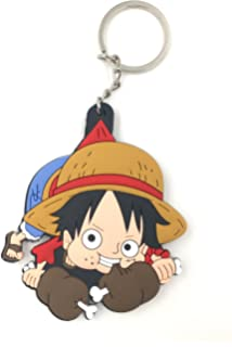 Amazon.com: Great Eastern Entertainment One Piece SD Luffy ...