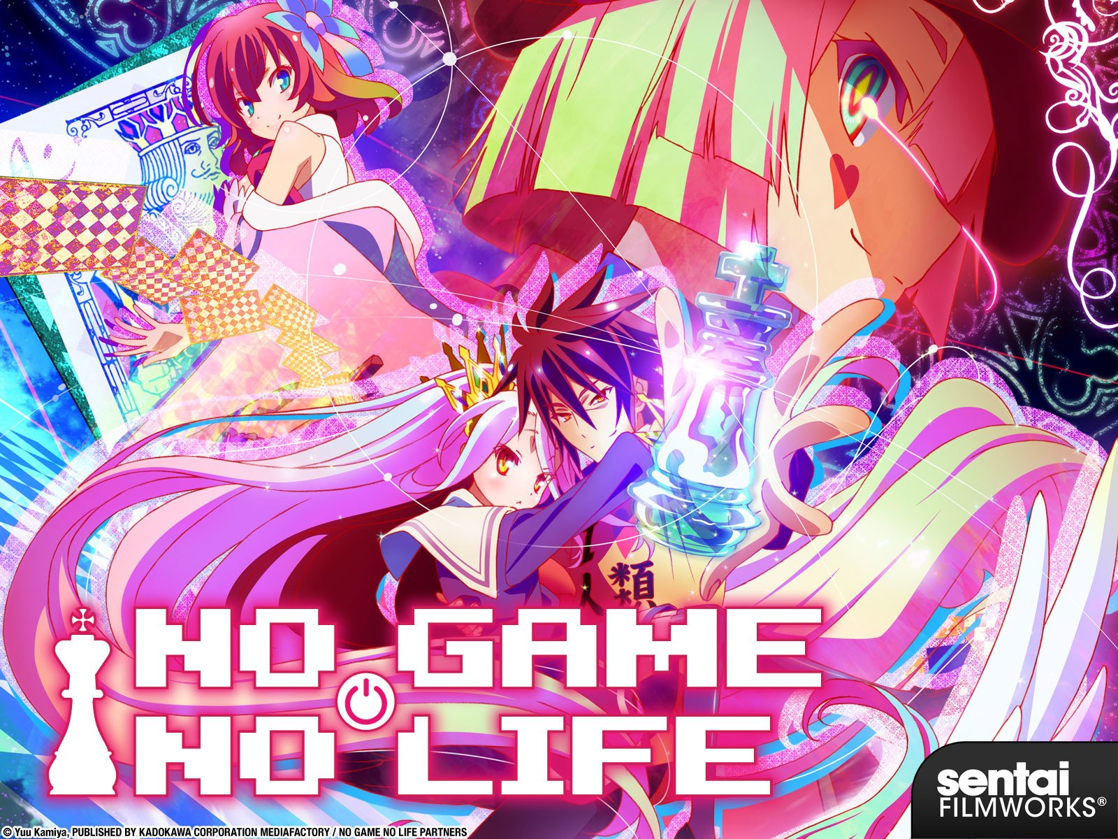Amazon Com Watch No Game No Life Season 1 English Dubbed