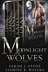 Moonlight Wolves Box Set Kindle Edition