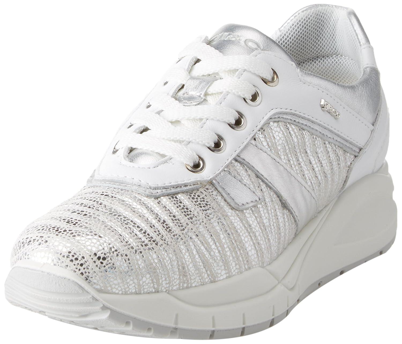 Igi&Co Dsa 11568, Baskets Femme, Blanc (Bianco 11), 37 EU