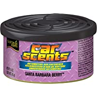 California Scents Car Scents Can Air Freshener Eco-friendly Odor Neutralizer for Car, Truck or Van, Santa Barbara Berry…