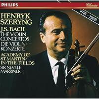 Violin Concertos (Szeryng/Asmif/Marriner)