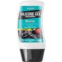 Buchas Silicone Gel Marine Rodabrill 7898275014401