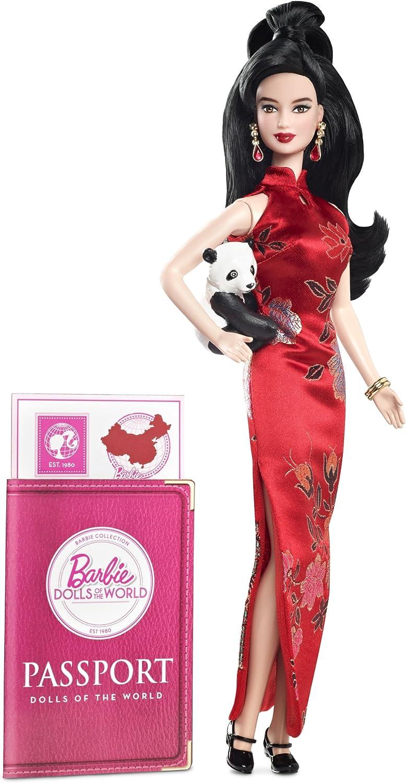 Amazon.es: Barbie - Muñecas del Mundo: China (Mattel W3323 ...