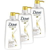 Dove Nutritive Solutions Conditioner Nourishing Oil Care 3x 640ml