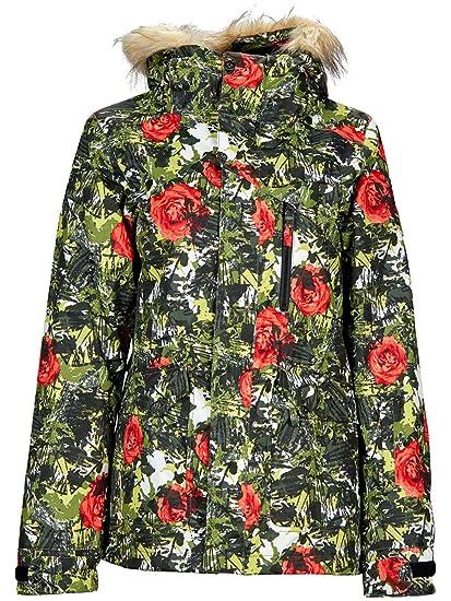 d8c0b56d5e Amazon.com  Nikita Hawthorne Print Jacket - Women s  Sports   Outdoors