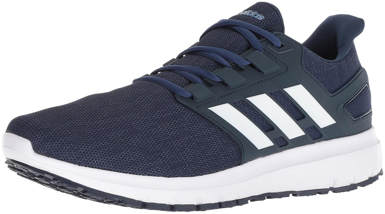 adidas Men's Energy Cloud 2 Running Shoe B077XHLWCC 11 D(M) US Collegiate Navy/White/Noble Indigo