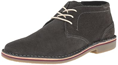 Kenneth Cole Unlisted Men's Real Estate Chukka Boat, Grey, ...