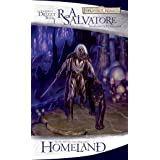 """Homeland (Drizzt """"4: Paths of Darkness"""") (Forgotten Realms: The Legend of Drizzt, Book I)"""