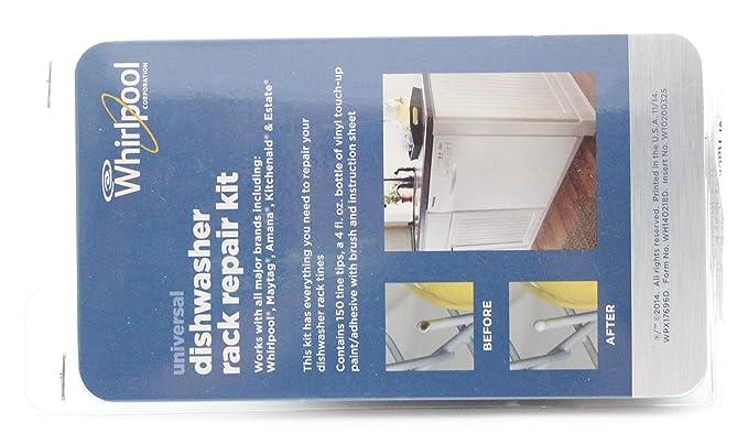 Whirlpool Lavavajillas kit gris de reparador de estante: Amazon.es ...