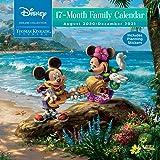 Disney Dreams Collection by Thomas Kinkade Studios: 17-Month 2020-2021 Family Wall Calendar