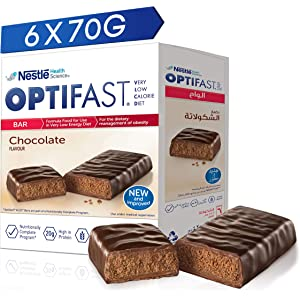 Optifast Very Low Calorie Diet Shake Chocolate Flavor 636g Amazon