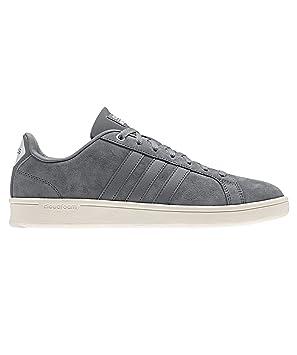 best service 7537d 99773 adidas cloudfoam Advantage, Baskets mode pour homme, gris (GrisFtwbla plamat