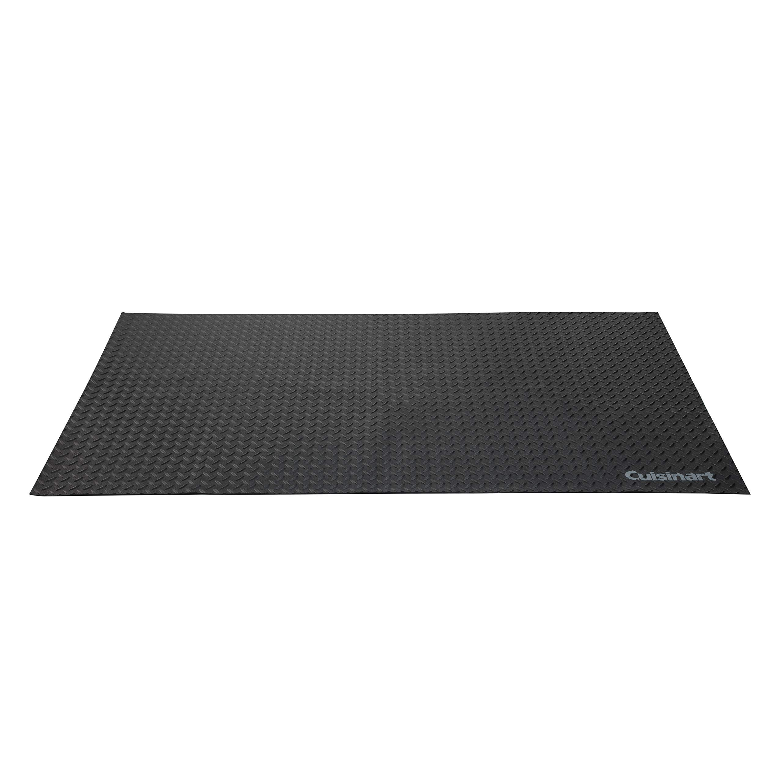 Cuisinart CGMT-300 Premium Deck and Patio Grill Mat, 65'' x 36 (Renewed) by Cuisinart