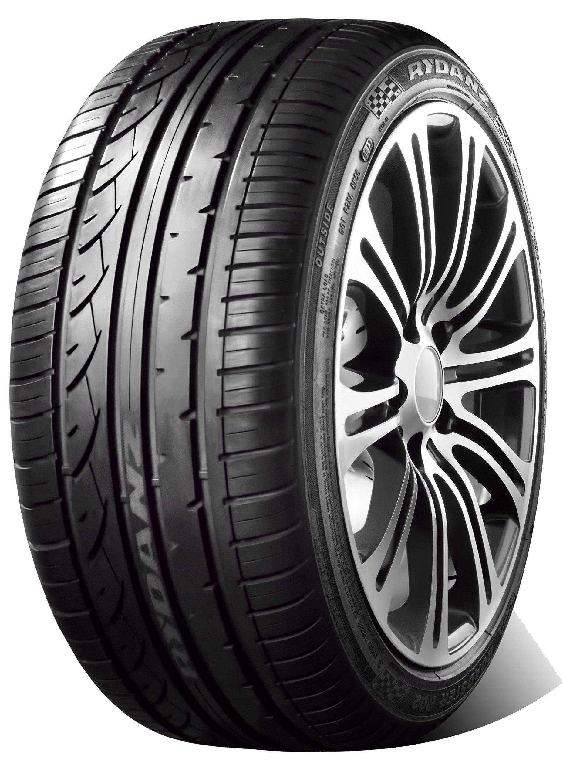 Rydanz ROADSTER R02 Performance Radial Tire - 245/40R18 93Y