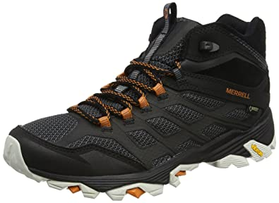 Gore Chaussures tex Mid Hautes Fst Homme Moab Merrell de Randonnée wqAtFF