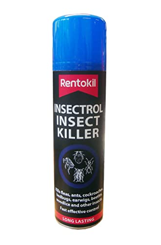 Rentokil PSI36 Insectrol Insect Killer 250ml Aerosol