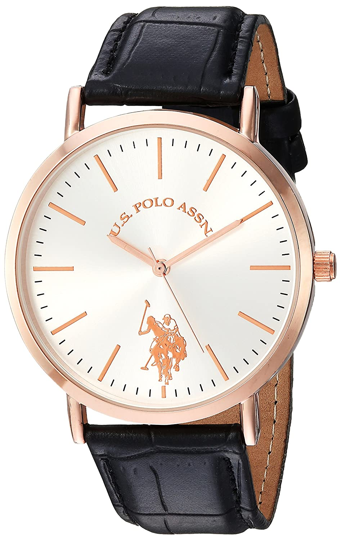 U.S.POLO ASSN. Reloj Mujer de Cuarzo analógico USC42028: Amazon.es ...