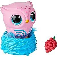 Boneco Interativo Owleez, Rosa, Sunny